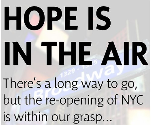 AFM Local 802: Hope is in the Air