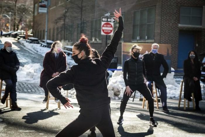 "Actors' Equity Association Expresses Concern Over ""Open Culture"""