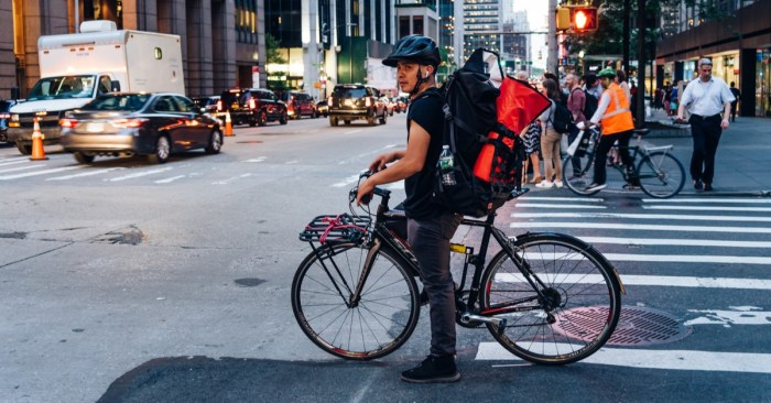 Struggling Food Delivery Workers' Secret Weapon: Support From a Powerful Union