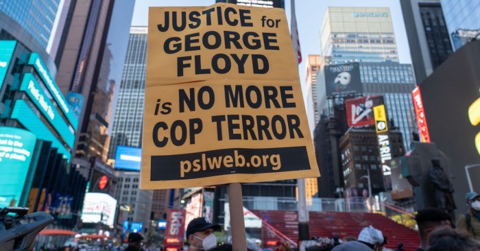 George Floyd: Jury Returns Guilty Verdicts in Derek Chauvin Trial