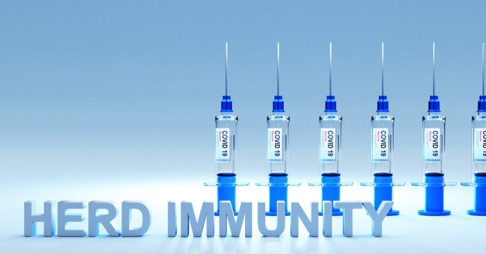 Herd Immunity Appears Unlikely for COVID-19, but CDC says Vaccinated People can Ditch Masks in Most Settings