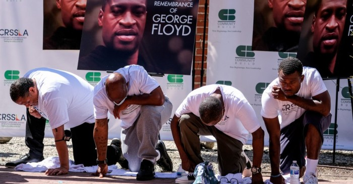 Life After George Floyd's Death has Changed and yet it's Still the Same
