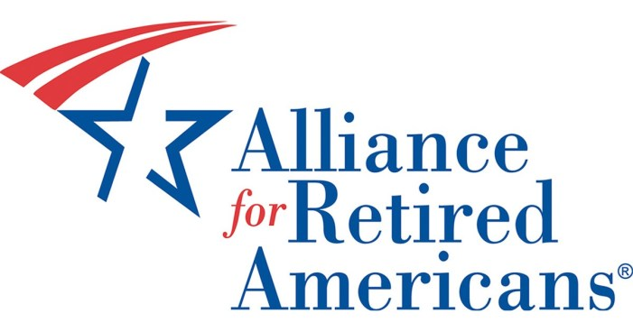 Happy Anniversary to the Alliance of Retired Americans