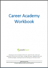 Career Academy Course Program Workbook Cover Page Image