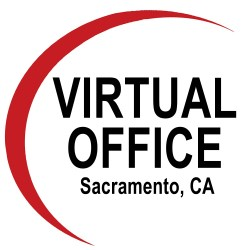 Virtual office clip art
