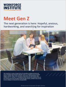 Meet Gen Z –  Optimistic and Anxious