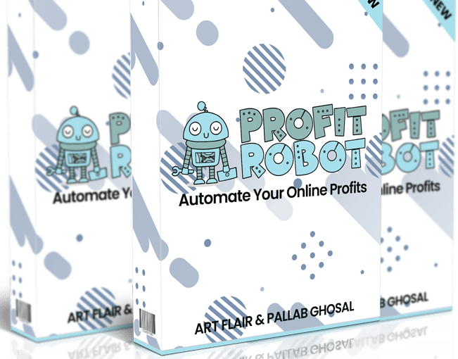$444.80 Per Day Online – Profit Robot Review & Bonus