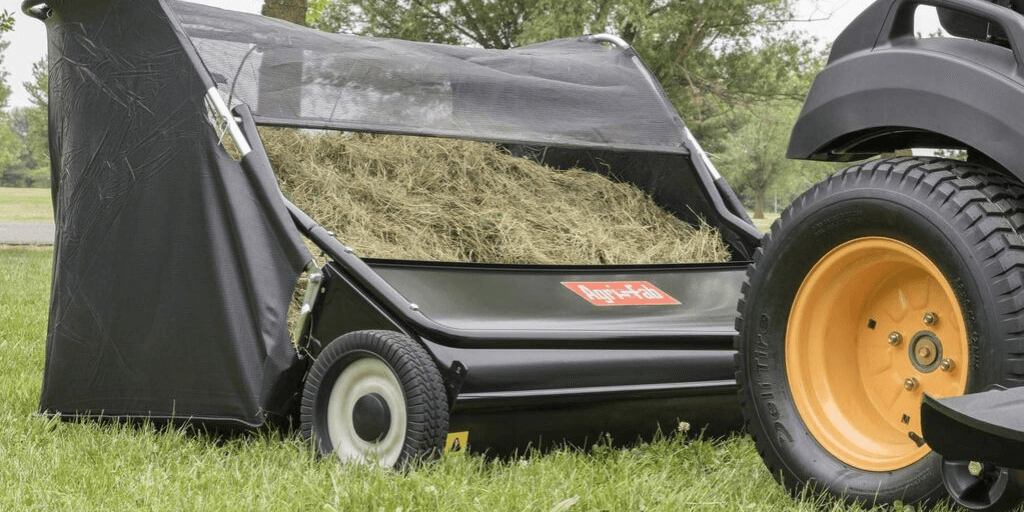 Will A Lawn Sweeper Pick Up Acorns?