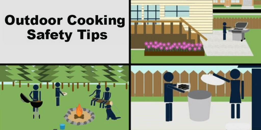 Outdoor Cooking Safety Tips