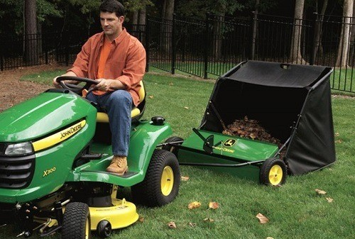 Can You Use A Lawn Sweeper While Mowing?