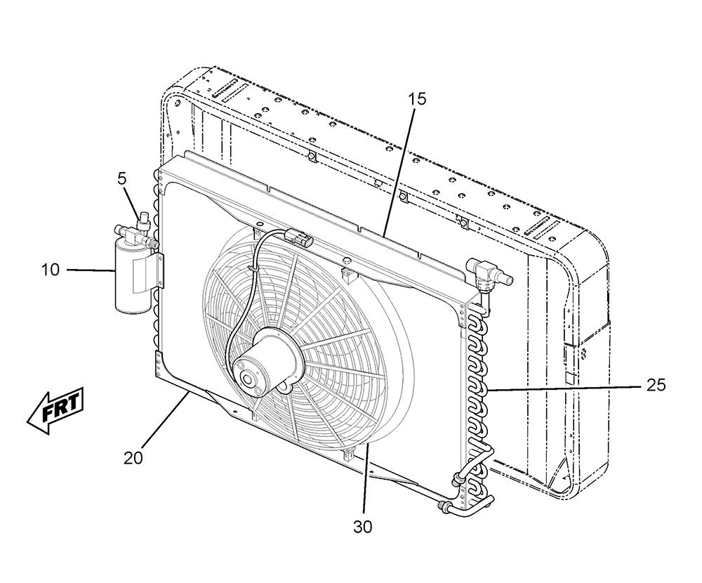 medium resolution of p32 condenser assembly