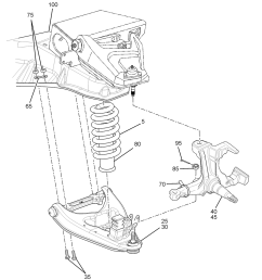 p32 front suspension workhorse parts service chevrolet p 32 motorhome engine diagram [ 1000 x 1118 Pixel ]