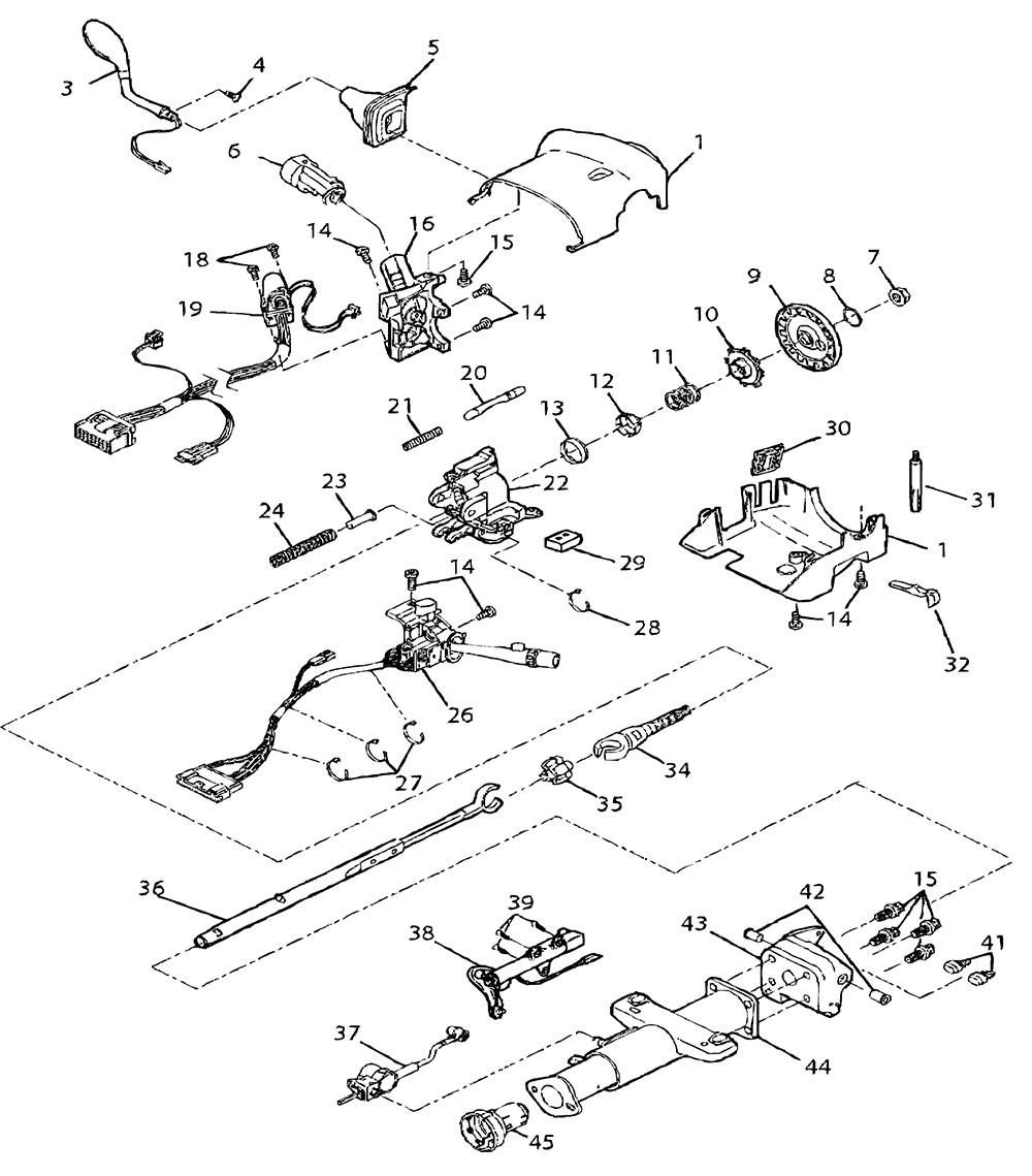 2004 Workhorse P 32 Wiring Diagram