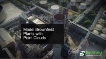 Modellierung von bestehenden Anlagen mit Punktwolken