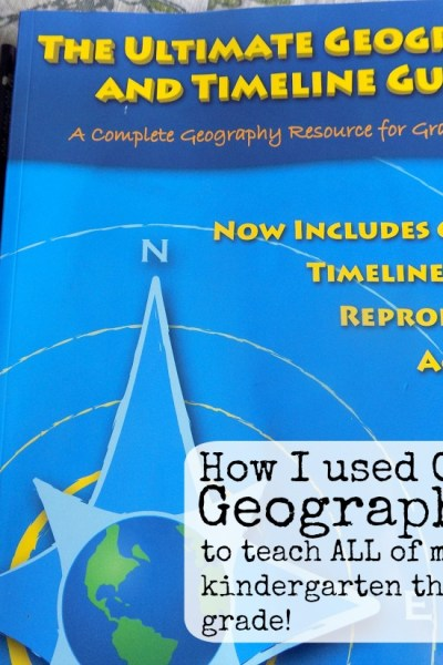 How to Teach Homeschool Geography
