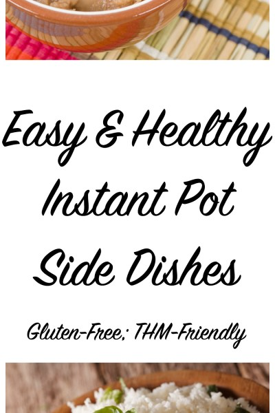 Instant Pot Side Dishes