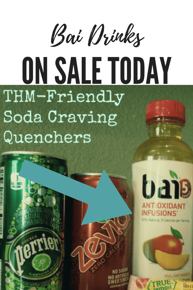My favorite Bai 5 Drinks are on Sale!