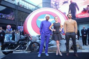 "Marvel's ""Captain America: The Winter Soldier"" Beijing Fan Event"