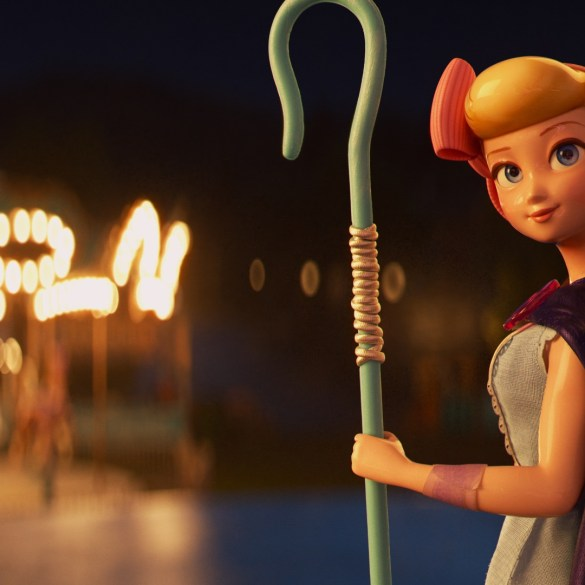 Bo Peep in Toy Story 4 (2019)
