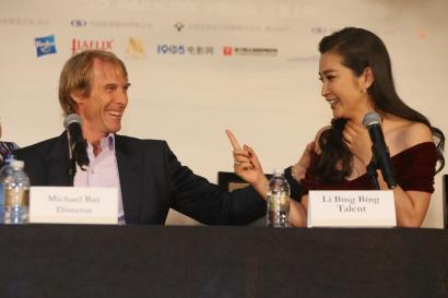 """Transformers"" Press Conference"