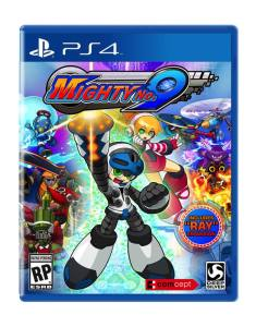 Mighty No 9 Box Art