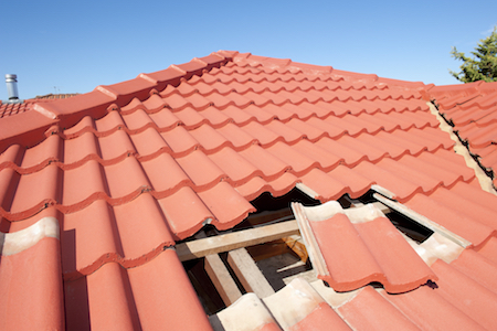 how to maintain your roof and stay leak