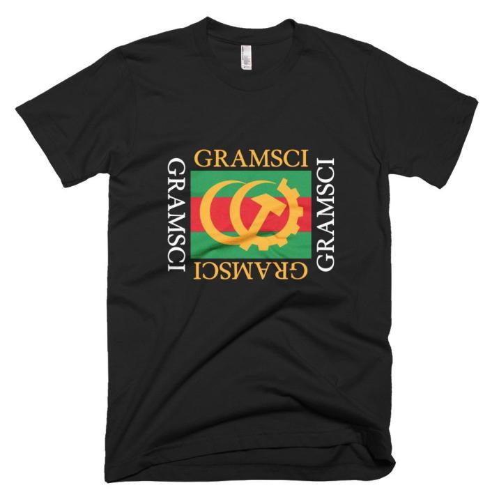 Gramsci black T-shirt