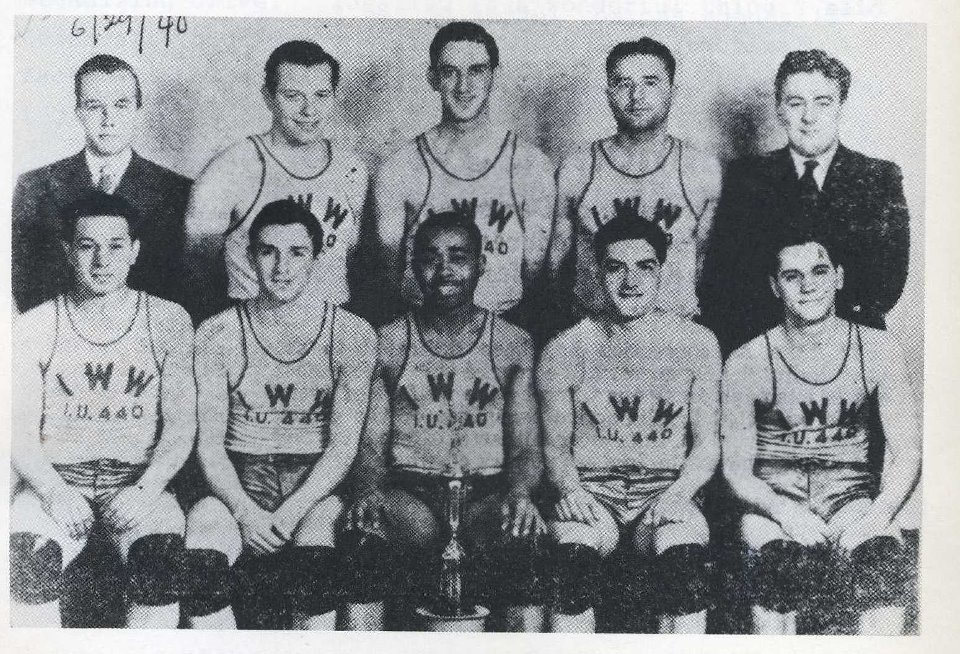 1940 Cleveland's Industrial League