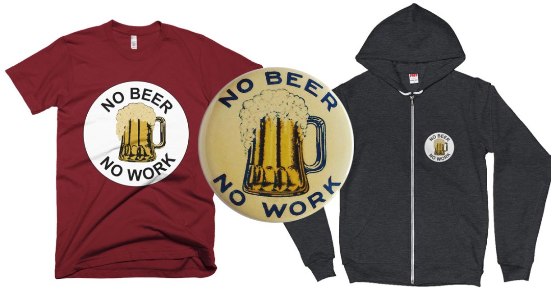 no-beer-no-work-Facebook-ad
