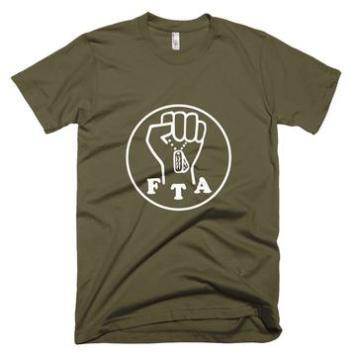 FTA T-shirt mockup