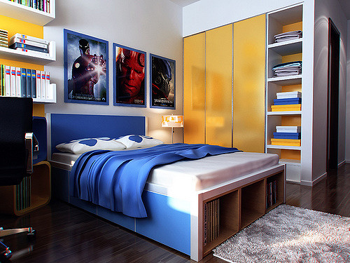 How to Choose Furniture for Your Kid's Room