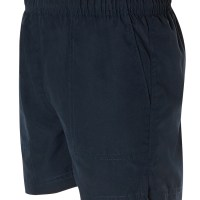 Navy Microfibre Sports Shorts