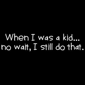 When I was a kid www.workingfromhome.ie