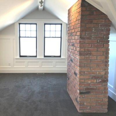 Heritage Home Attic Renovation