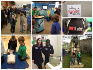Galway Science and Technology Fair 2013 & the Bodkin Roundabout