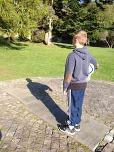 Things to do when visiting the Burrenlowlands – Coole Park & Sundial