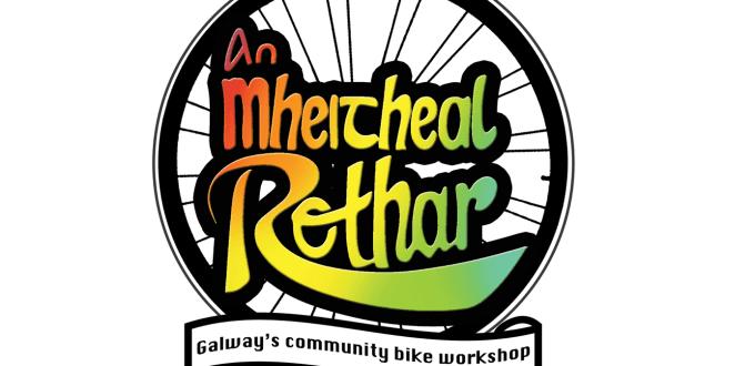 logo An Mheitheal Rothar Galway community bikeshop
