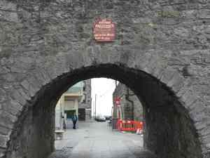 Picture of Spanish Arch Galway City