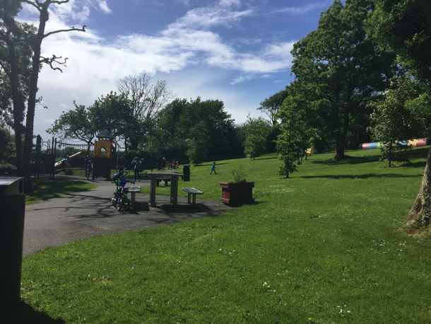 Picture of Walled Garden Playground Renville Oranmore