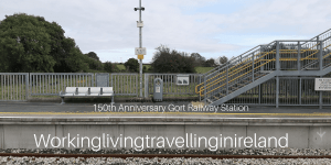 Gort Railway Station 150th Anniversary  15th of September 1869-2019