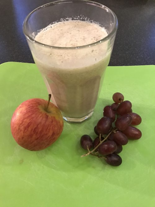 Apple Cinnamon Milkshake