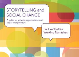 Read the new edition of our guide on storytelling and social change!