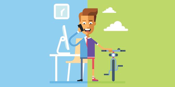 8 طرق لتحسين التوازن بين العمل والحياة اليومية