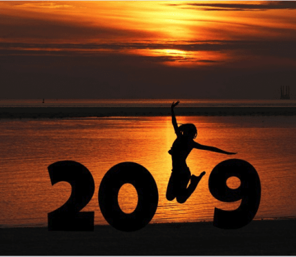 Sunset and 2019 numbers