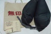price of muji neck cushion | Working With Grace