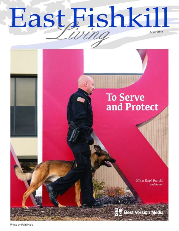 East Fishkill Living April 2021 Cover