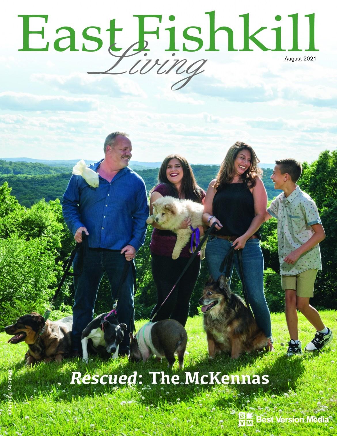 Rescued: The McKennas