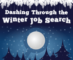 Job in winter