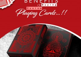Benefits of Buying Custom Playing Cards…!!