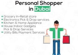 Get personal shopper services in Dubai By ErrandsBoy?